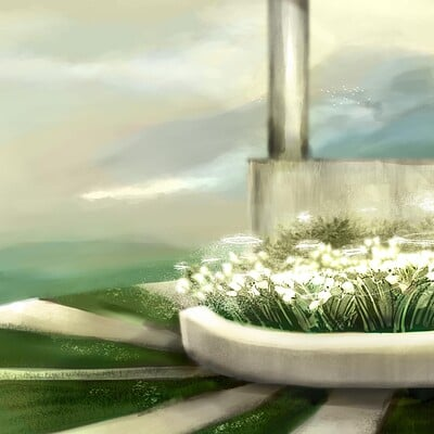 Raiden otto project1 lilygardenconcept otto digitalpaint2 fa19edit