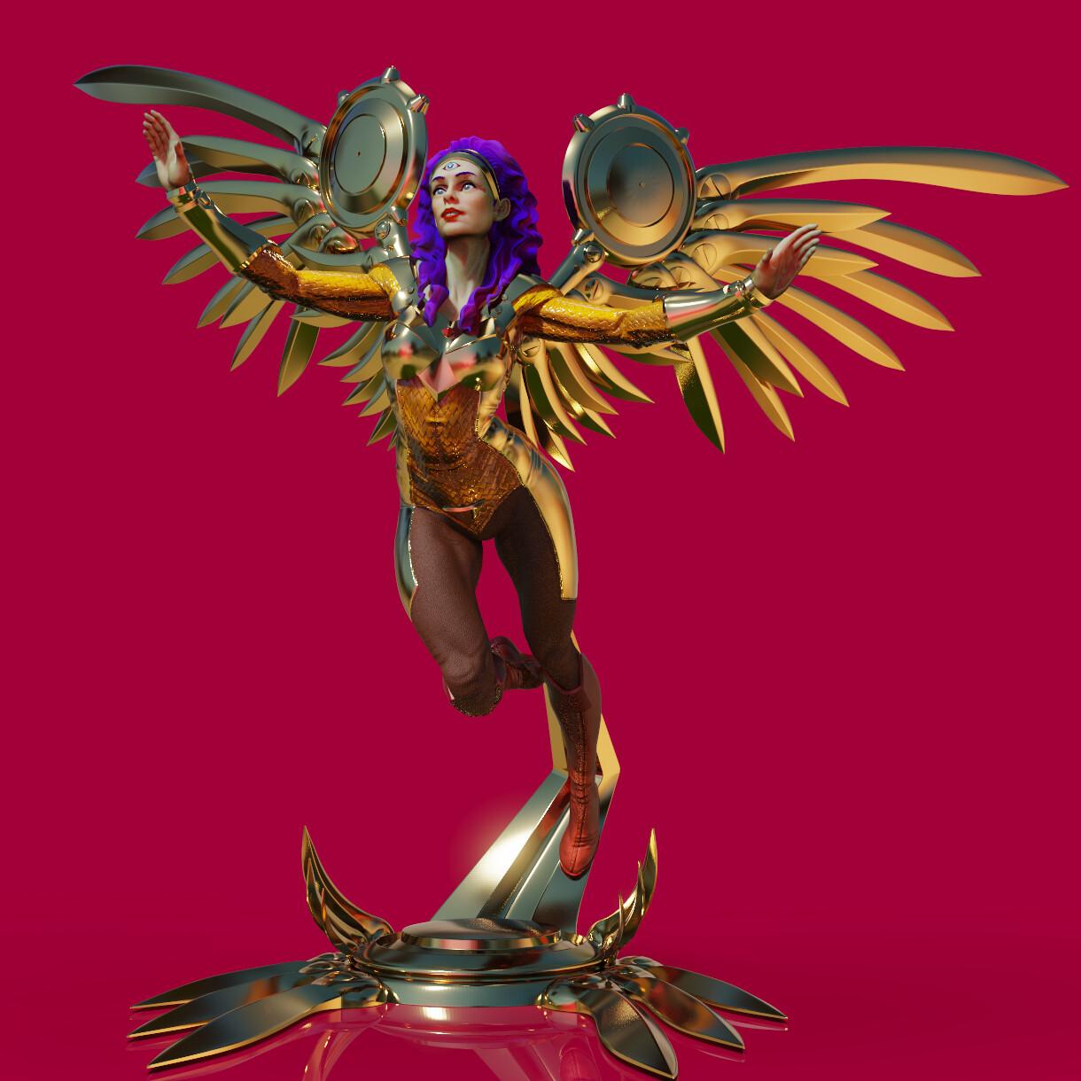 Reina Alada - Los Valientes