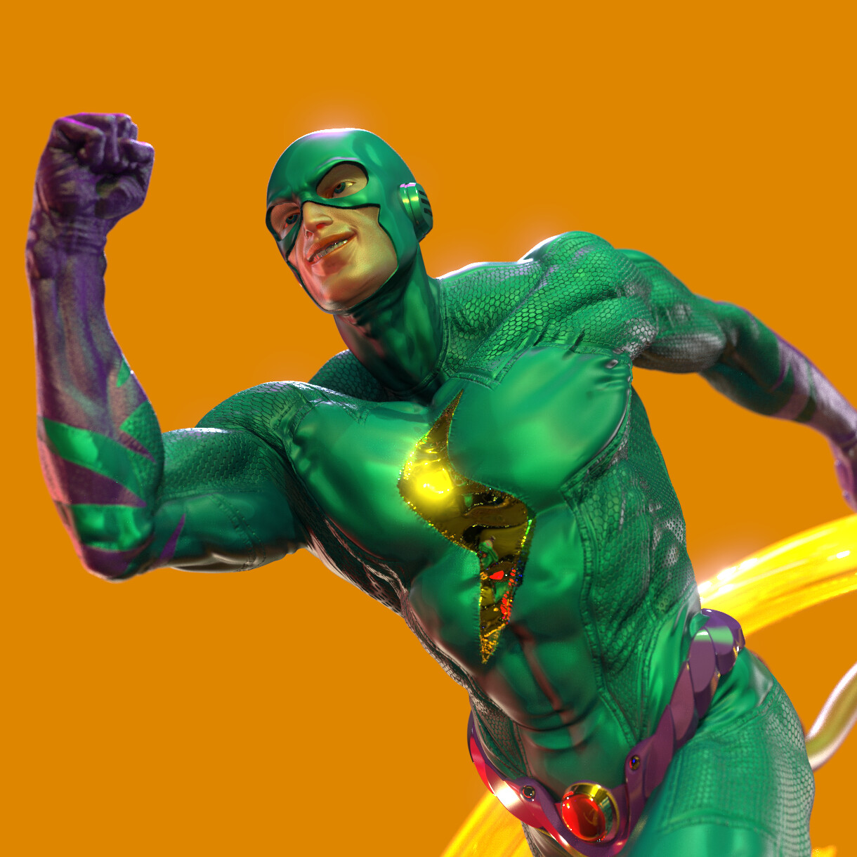 SuperGarr - Los Valientes