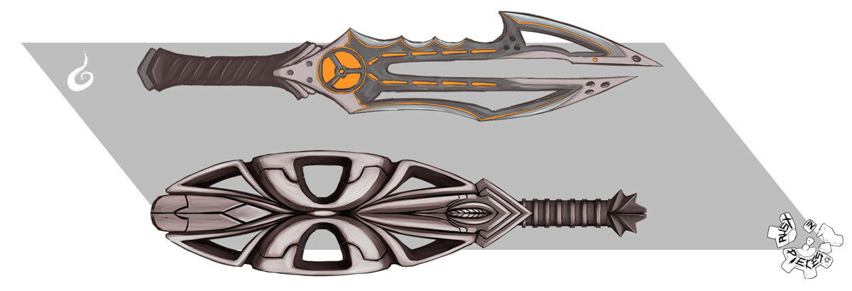 Warrior Swords