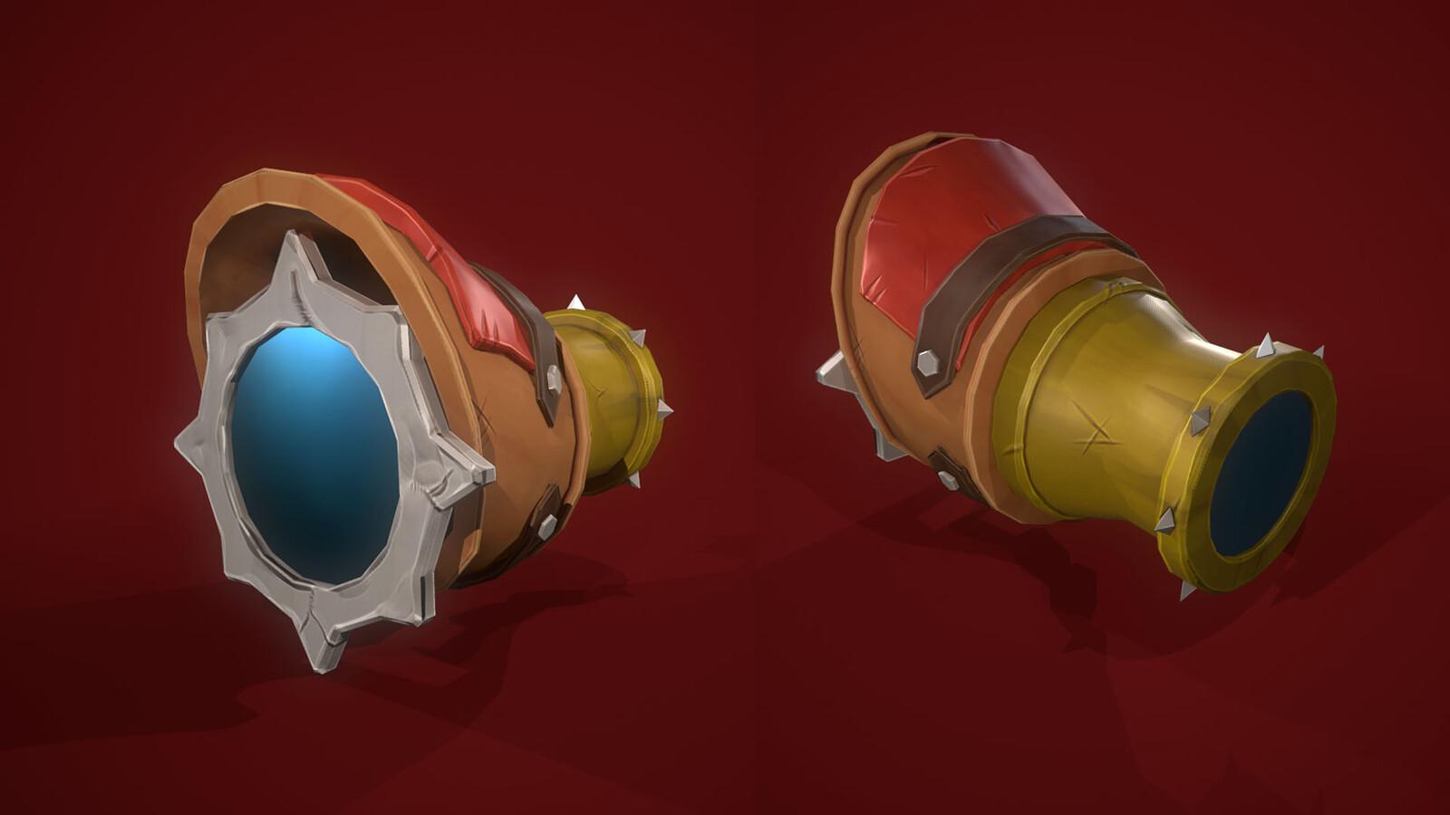 Spyglass Front & Back