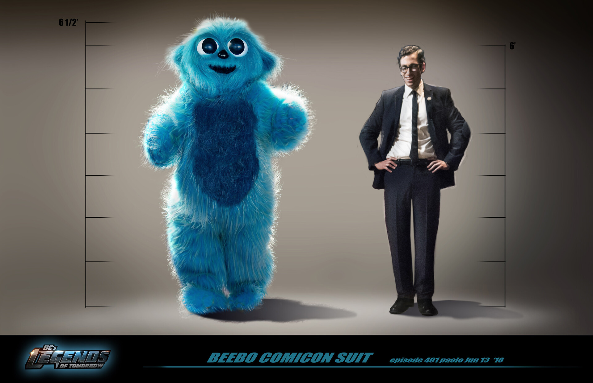 Beebo Creature / Legends of Tomorrow