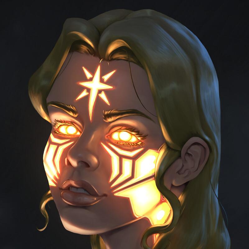 Laerela's portrait