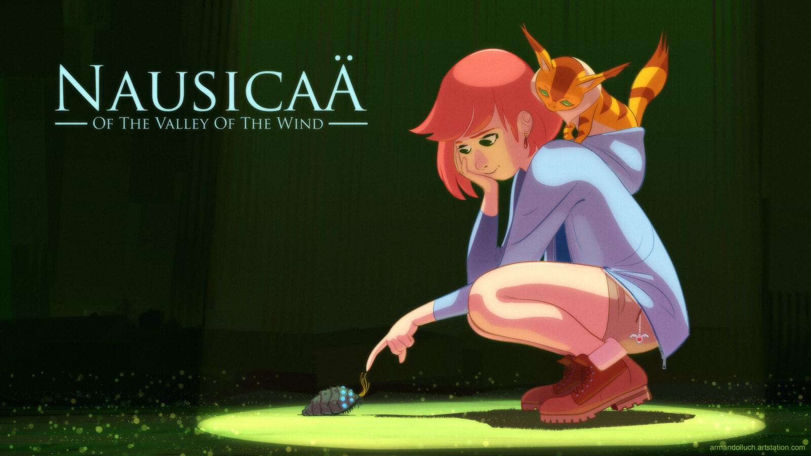 Nausicaä (fan art)