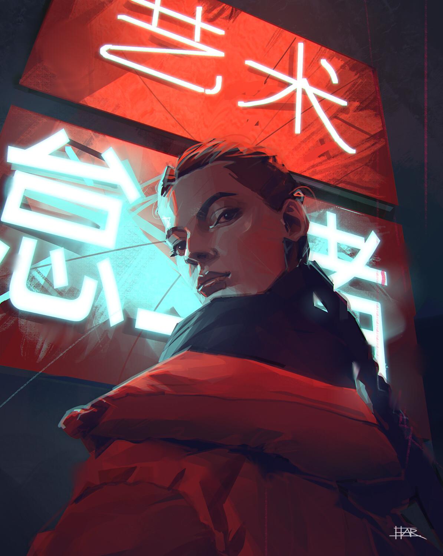Neon Mood 2
