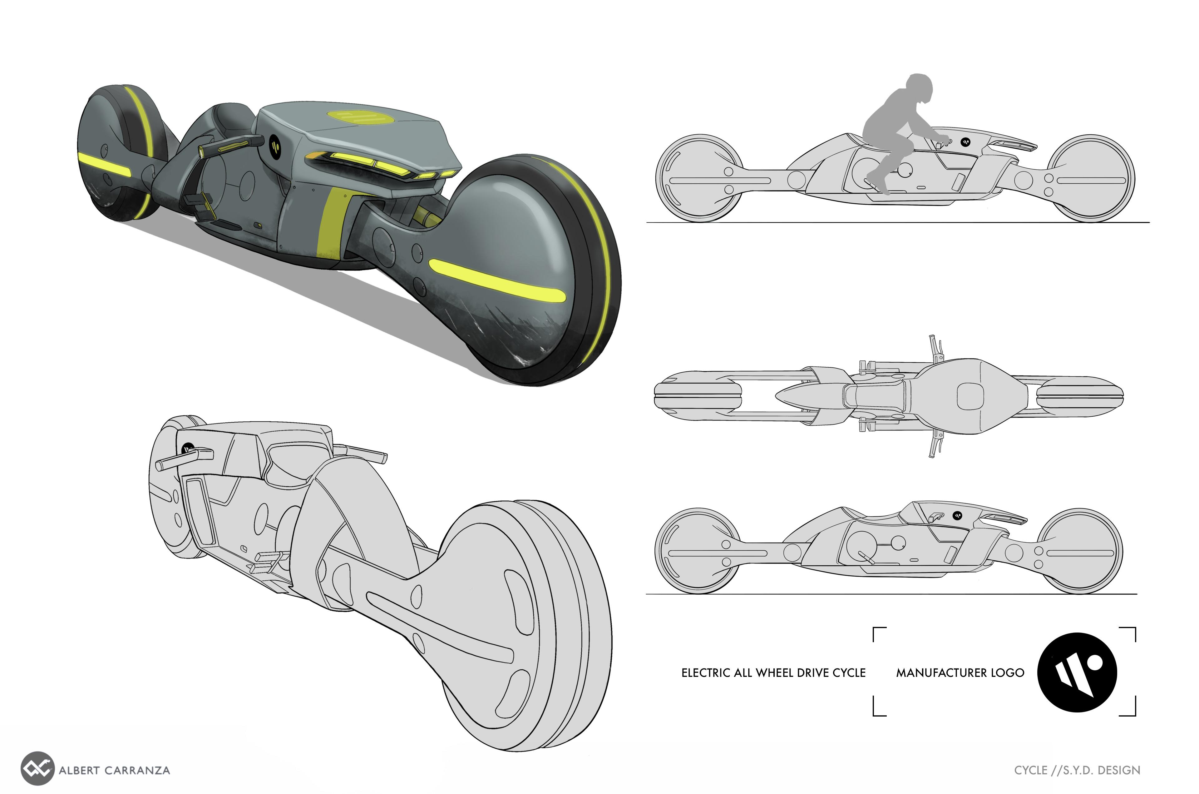Moto SYD Design