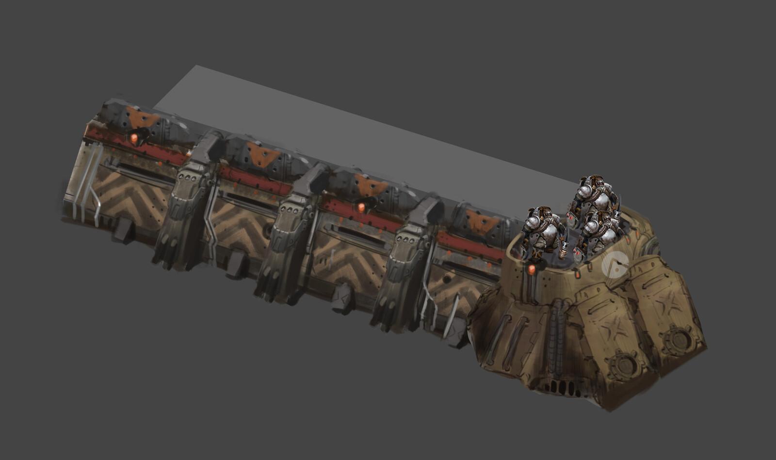 Dvar - Wall