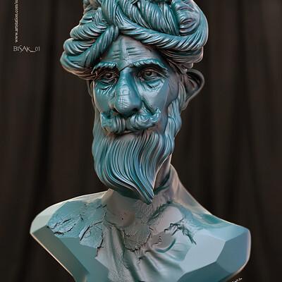 Surajit sen bisak 01 digital sculpture surajitsen march2020s