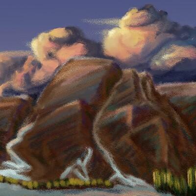 Thornton gibson mountains