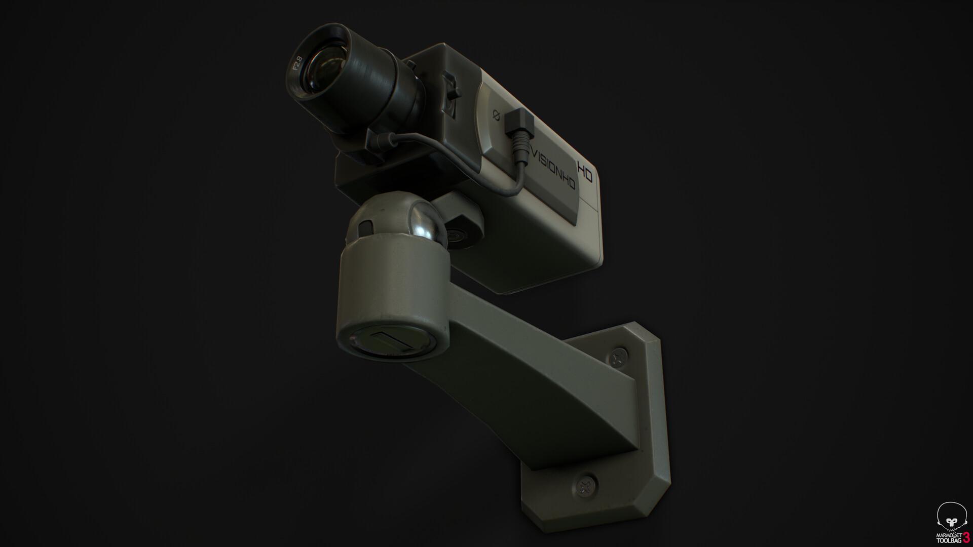Camera A - Bottom