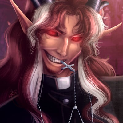 Android priest anipaint