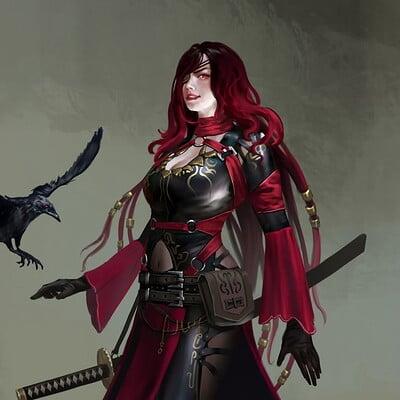 Mikhail palamarchuk crimson witch