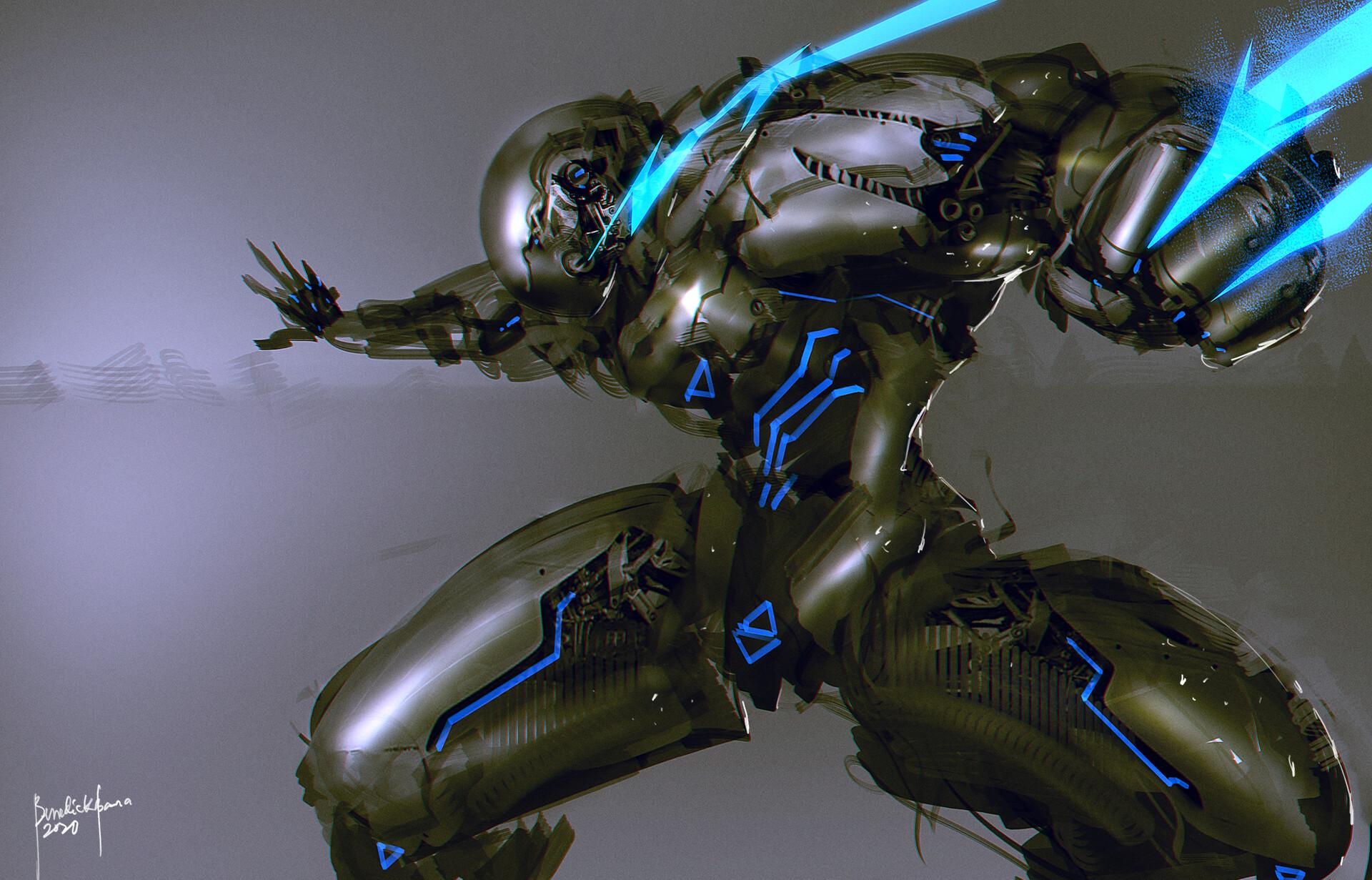 Gauntlet Lightning