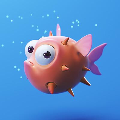 Oren leventar fish01 p