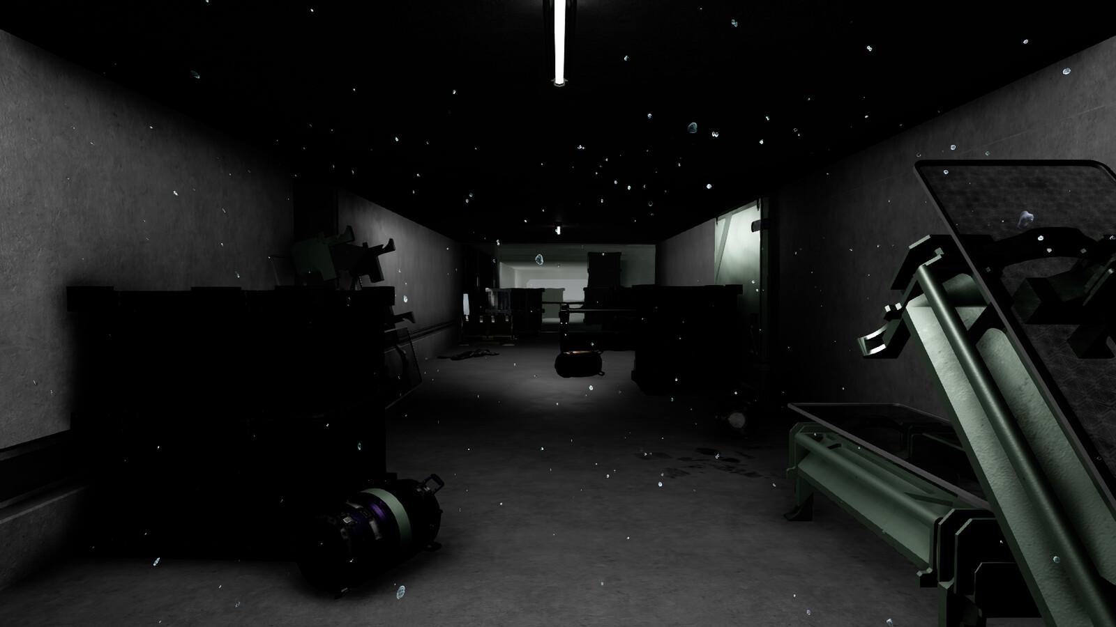 Fifth floor - Corridor