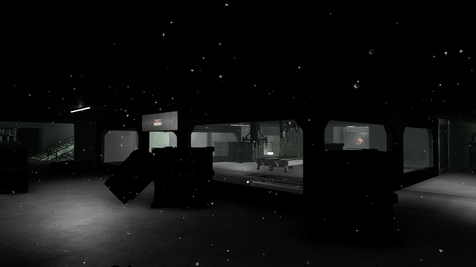 Third floor - Laboratories