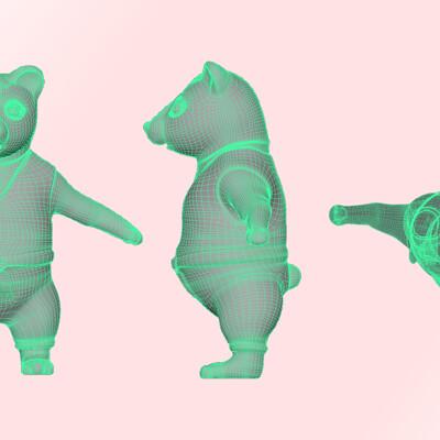 Koko the Bear [Work In Progress]