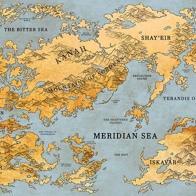 Elisha y mapcontinents2
