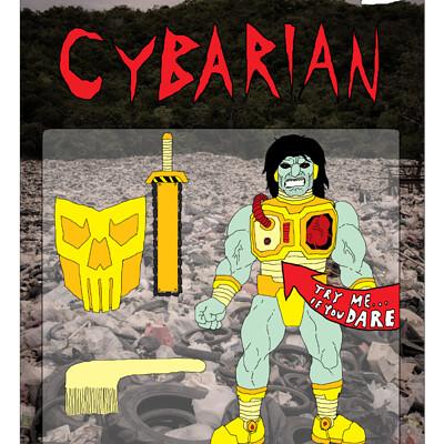 Ben evans cybarian