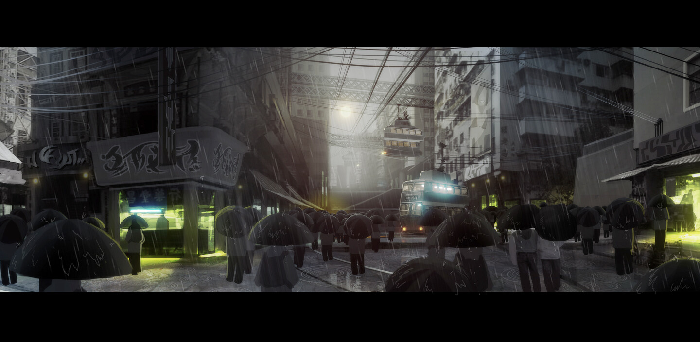 Early take on street level