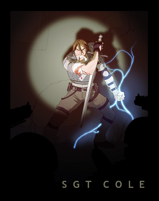 More swords + Superheroes