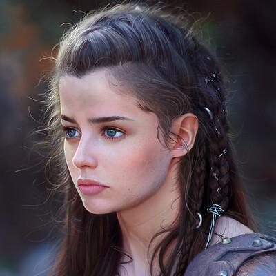 Noveland sayson warriorgirl
