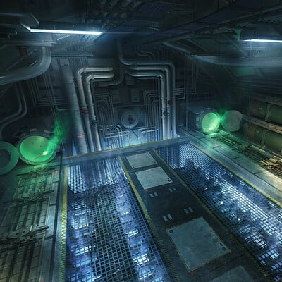Kevin jick bo4 mp icebreakers torpedo room