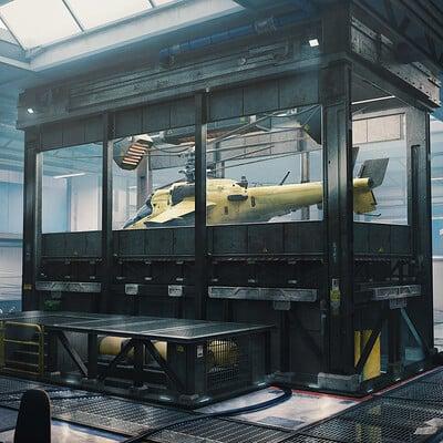Kevin jick bo4 mp arsenal production warehouse