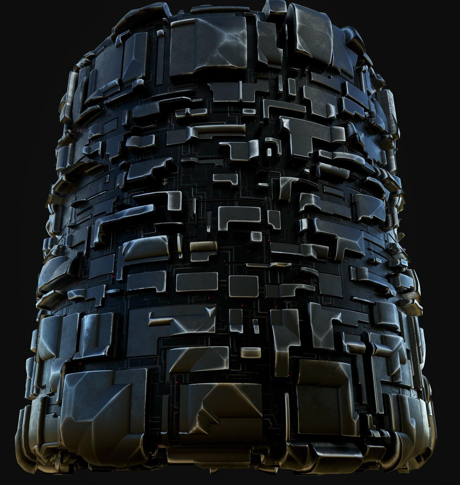 Cylinder test