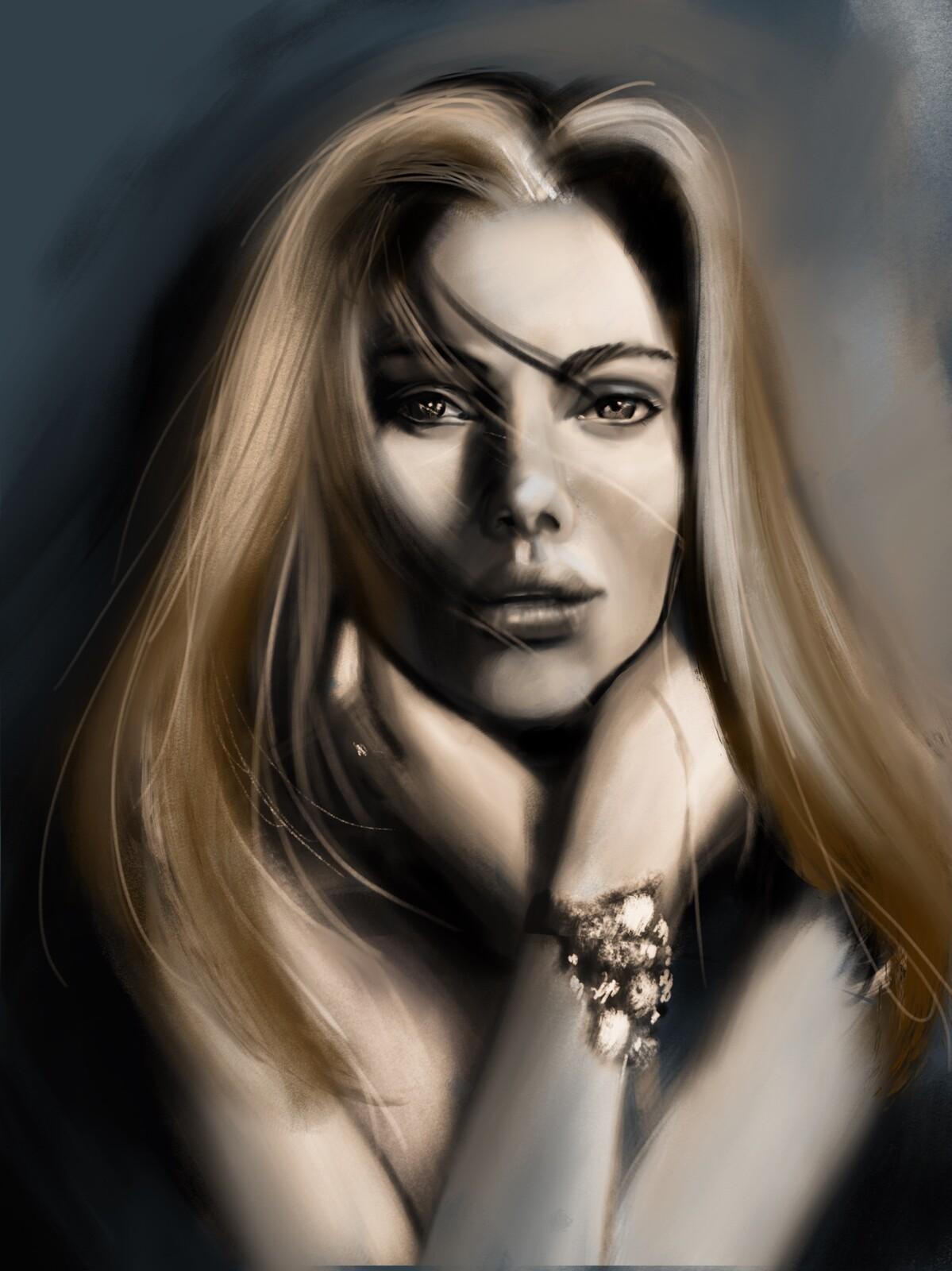 Portrait practice_62619