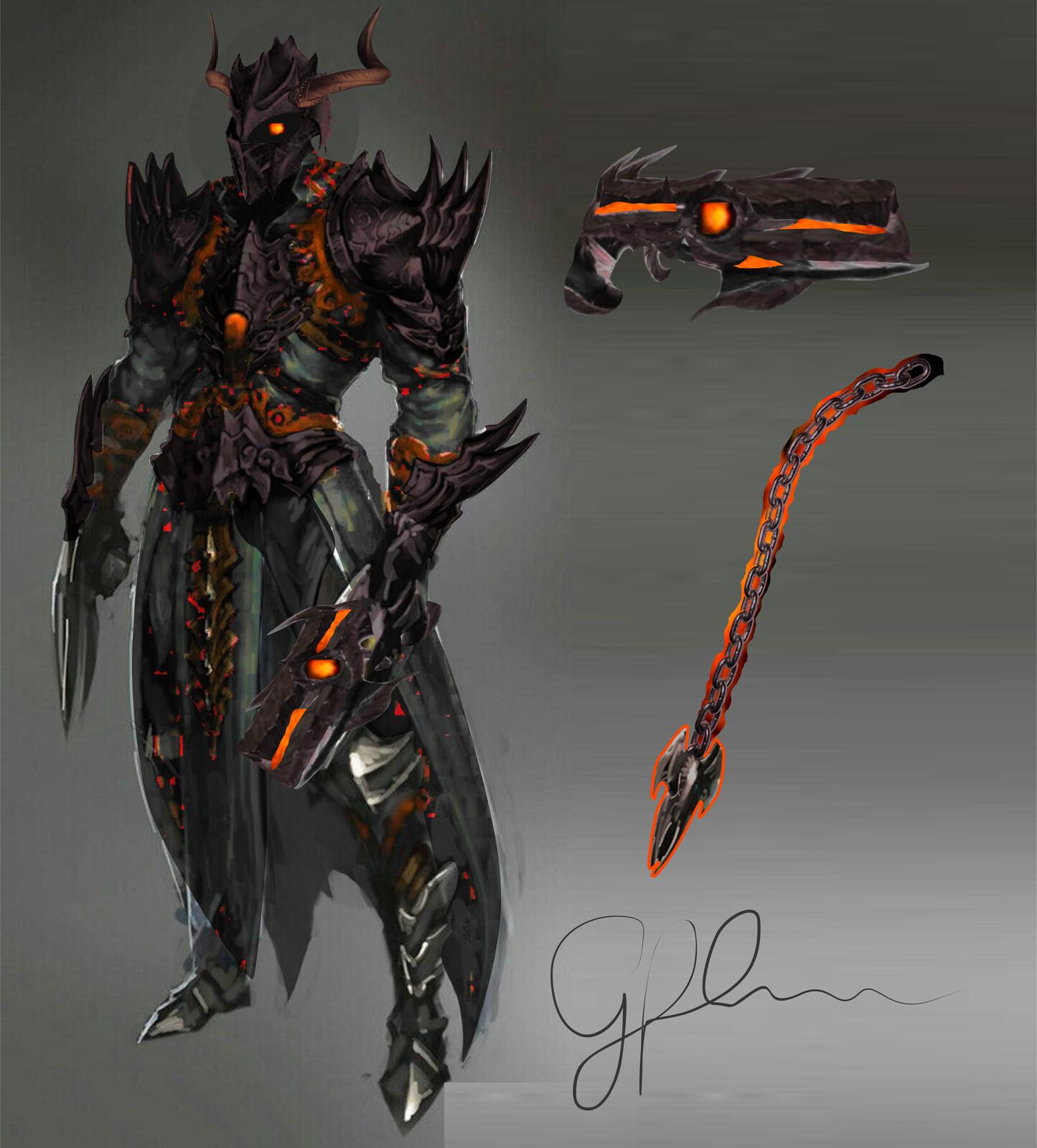 Zenor Caçador de Dragões
