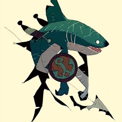 Satoshi matsuura 2020 03 03 shark warrior s