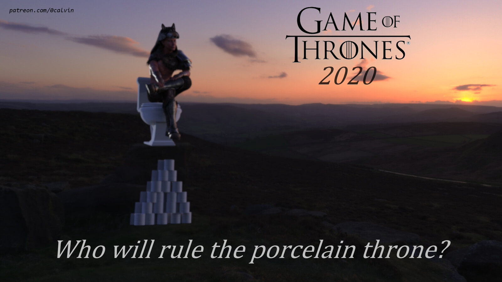 Who will rule the porcelain throne?