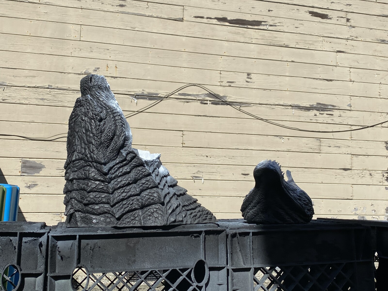 Godzilla 2014 Head Studio Scale W.I.P.  https://www.solidart.club/