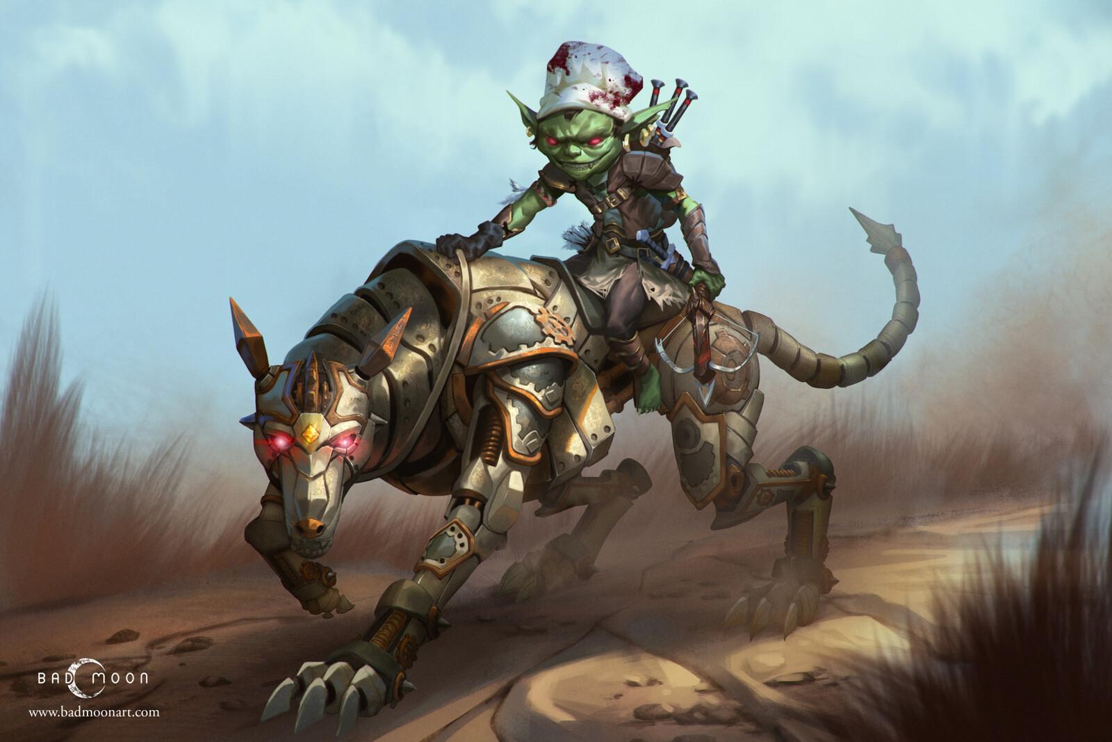 Goblin Arificier