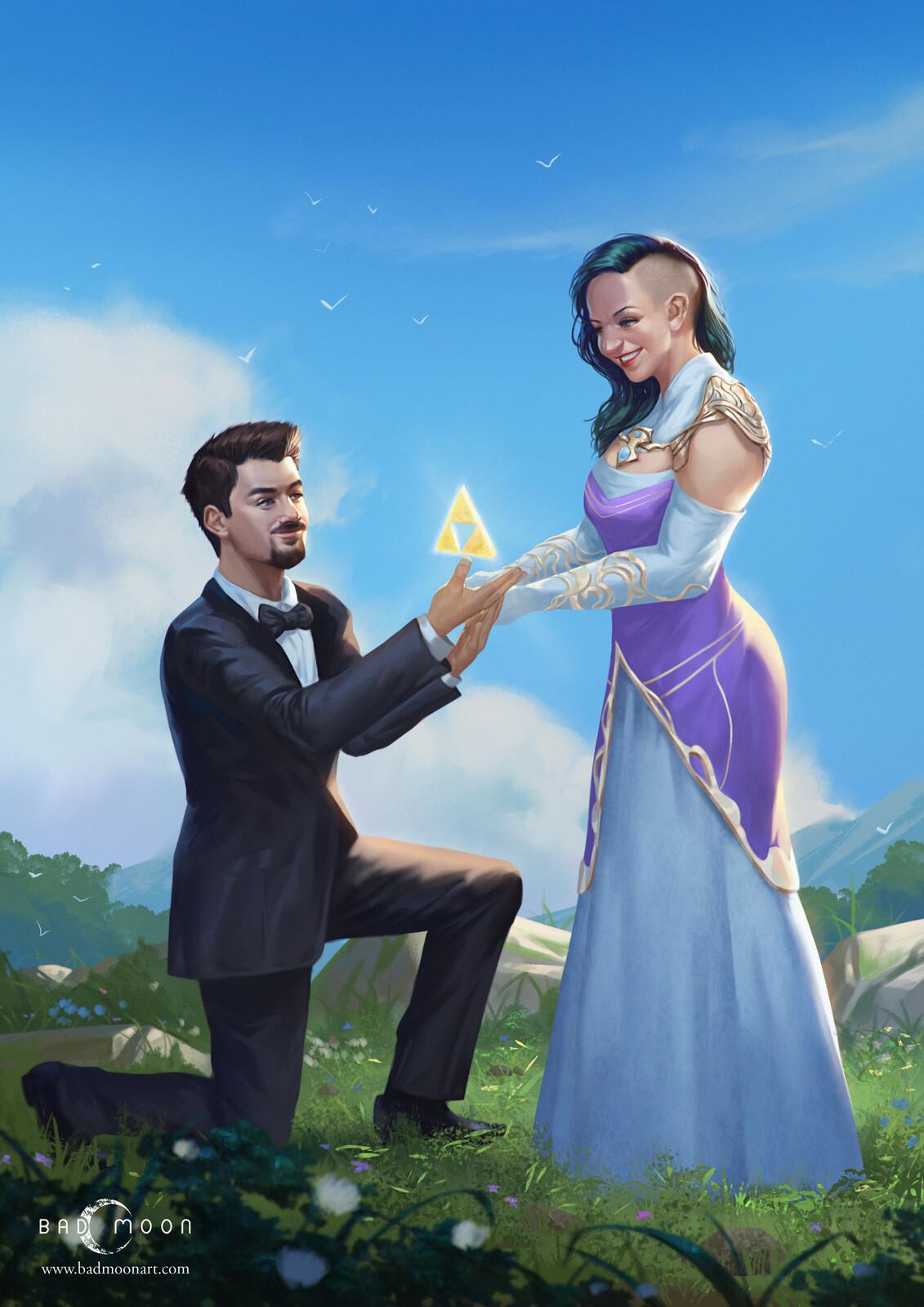 Zelda Proposal