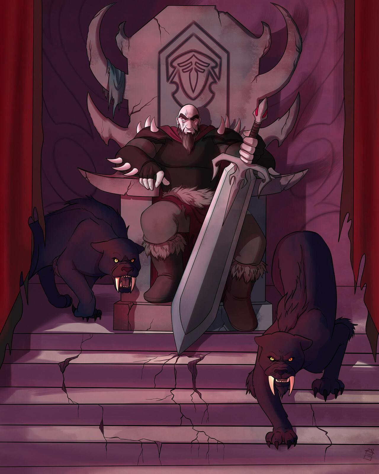 King Gaisar