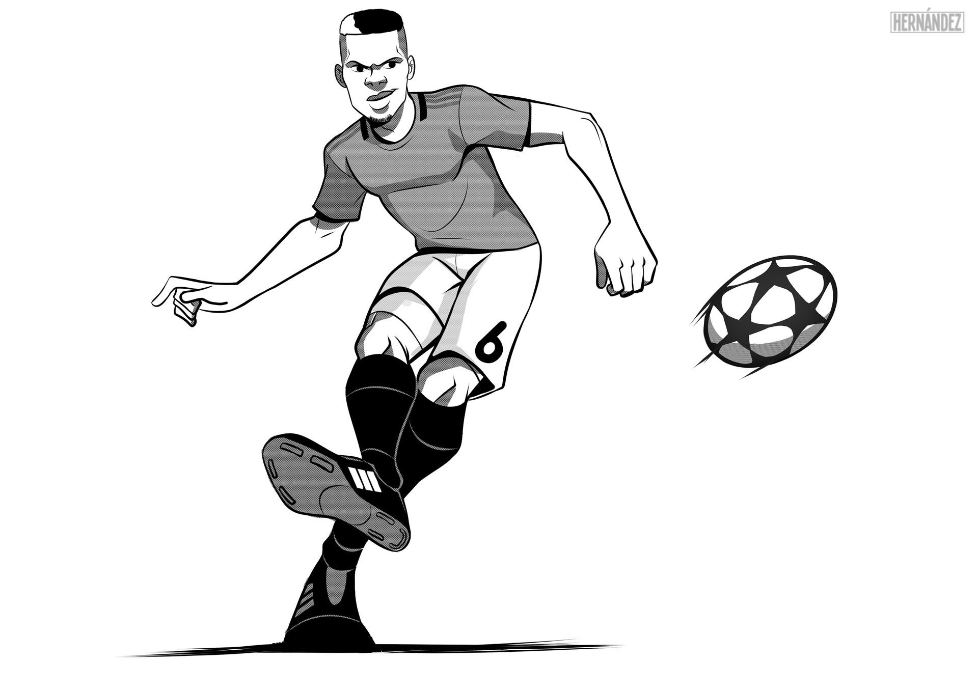 6 Paul Pogba