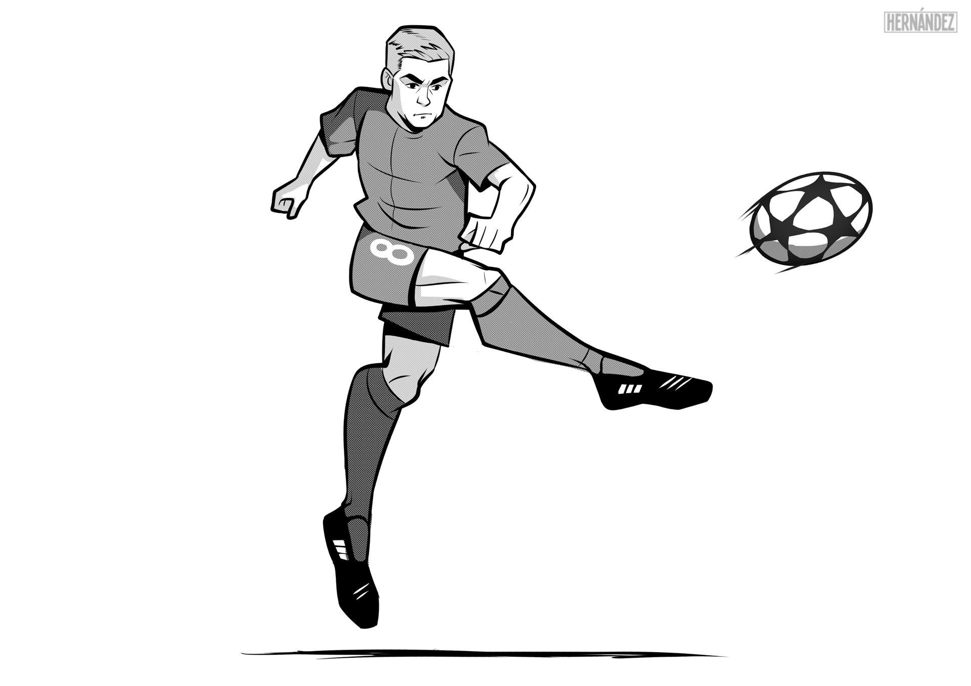 8 Steven Gerrard