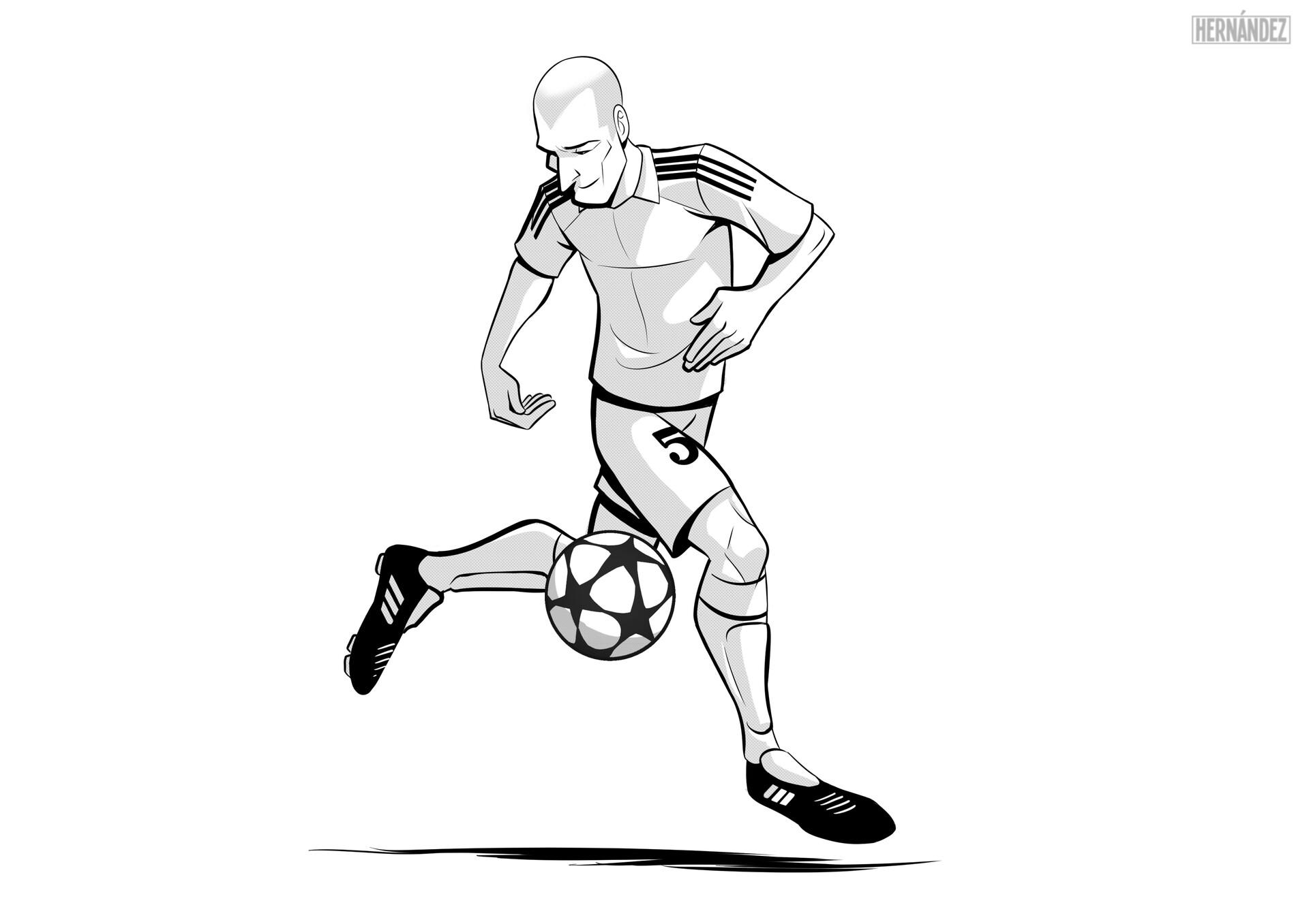 5 Zinedine Zidane
