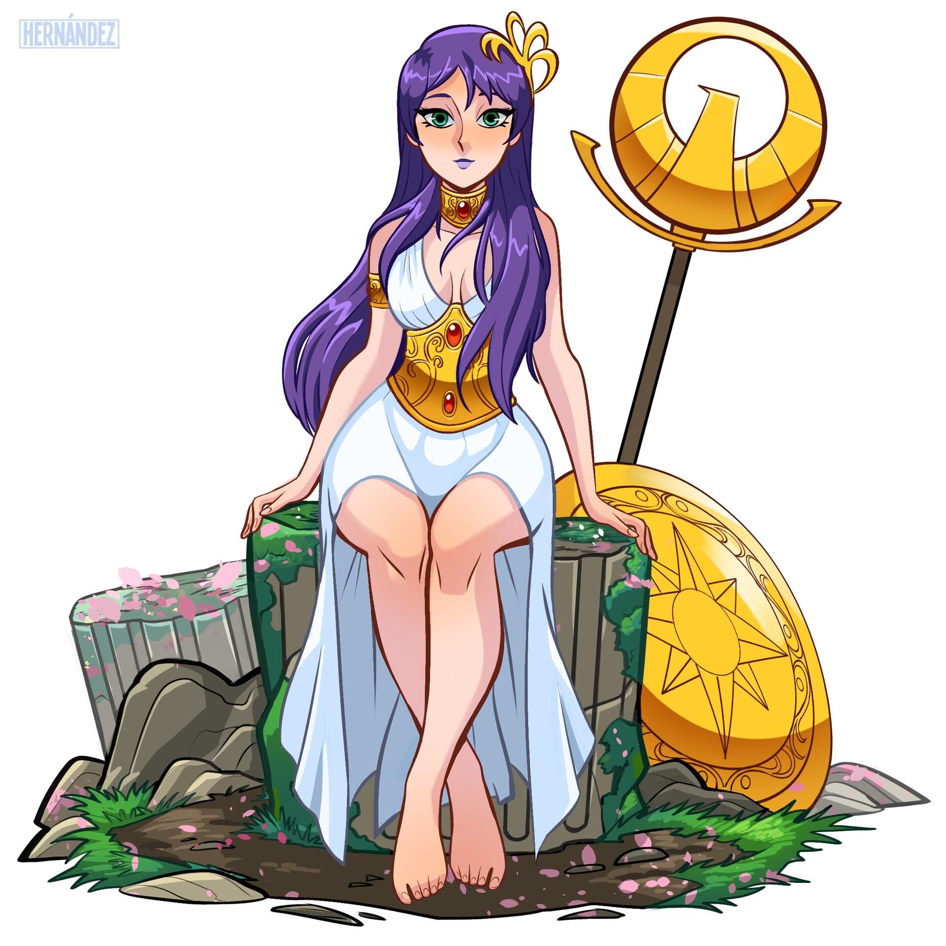 Athena Saori Kido