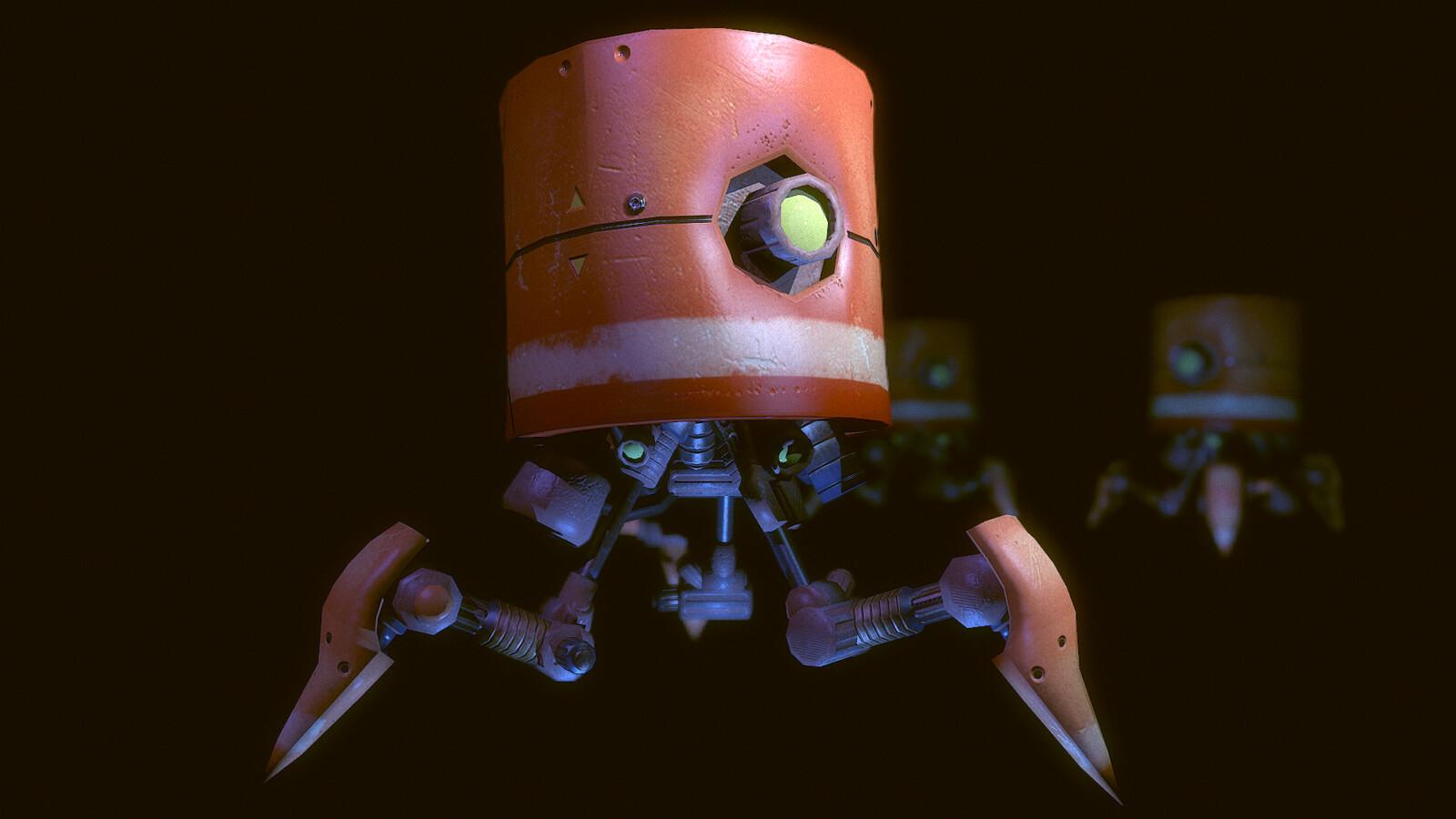 Robot 2012