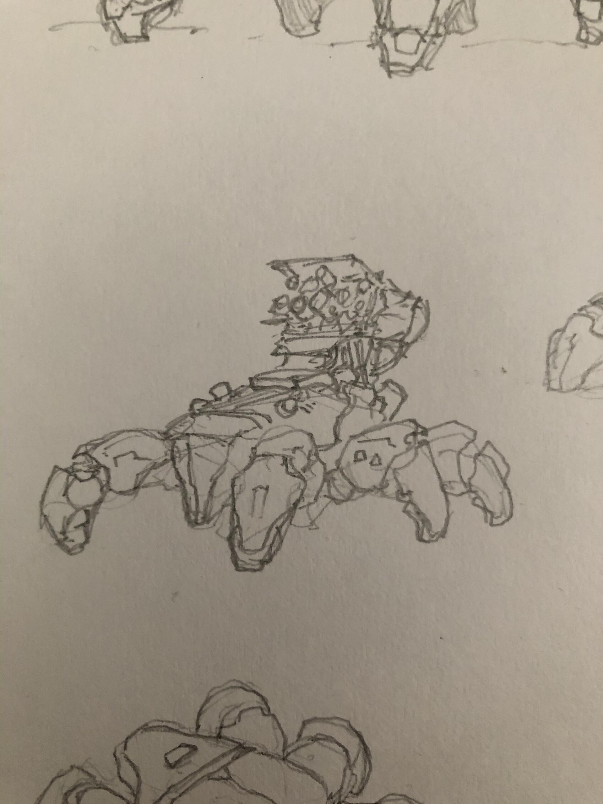 Sketchy idea