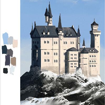Taha yeasin day 157 castle study