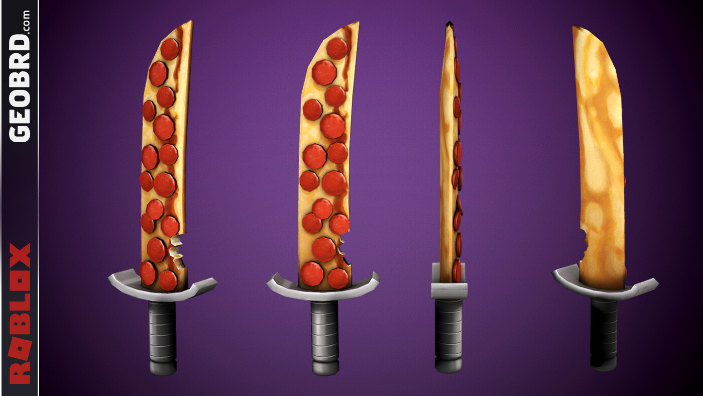 Pizza Sword