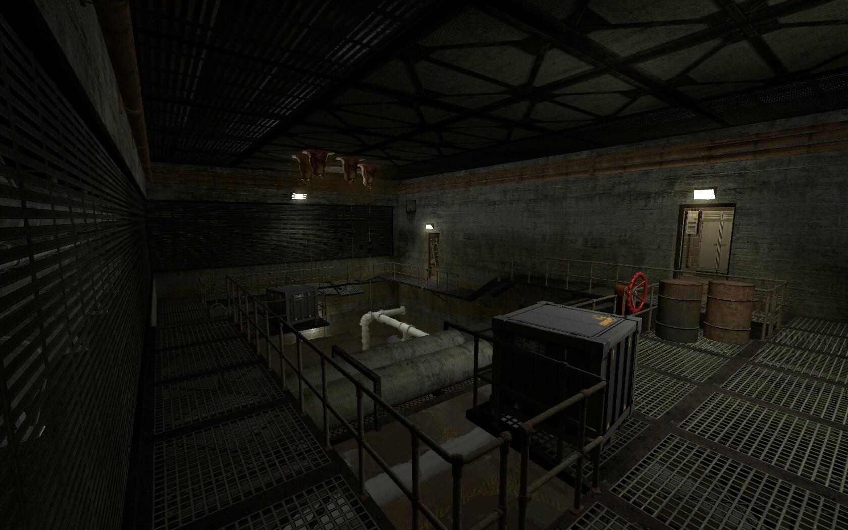 Indoor area (March 2019)