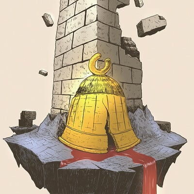 The Bell Tower - Illustration