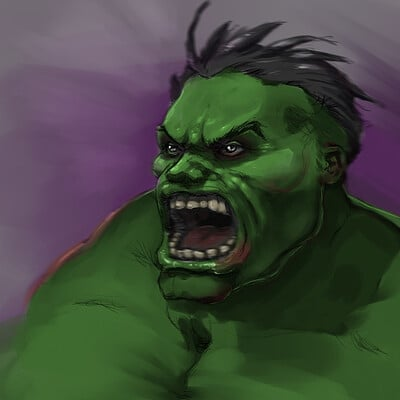 Sebastien linage hulk color