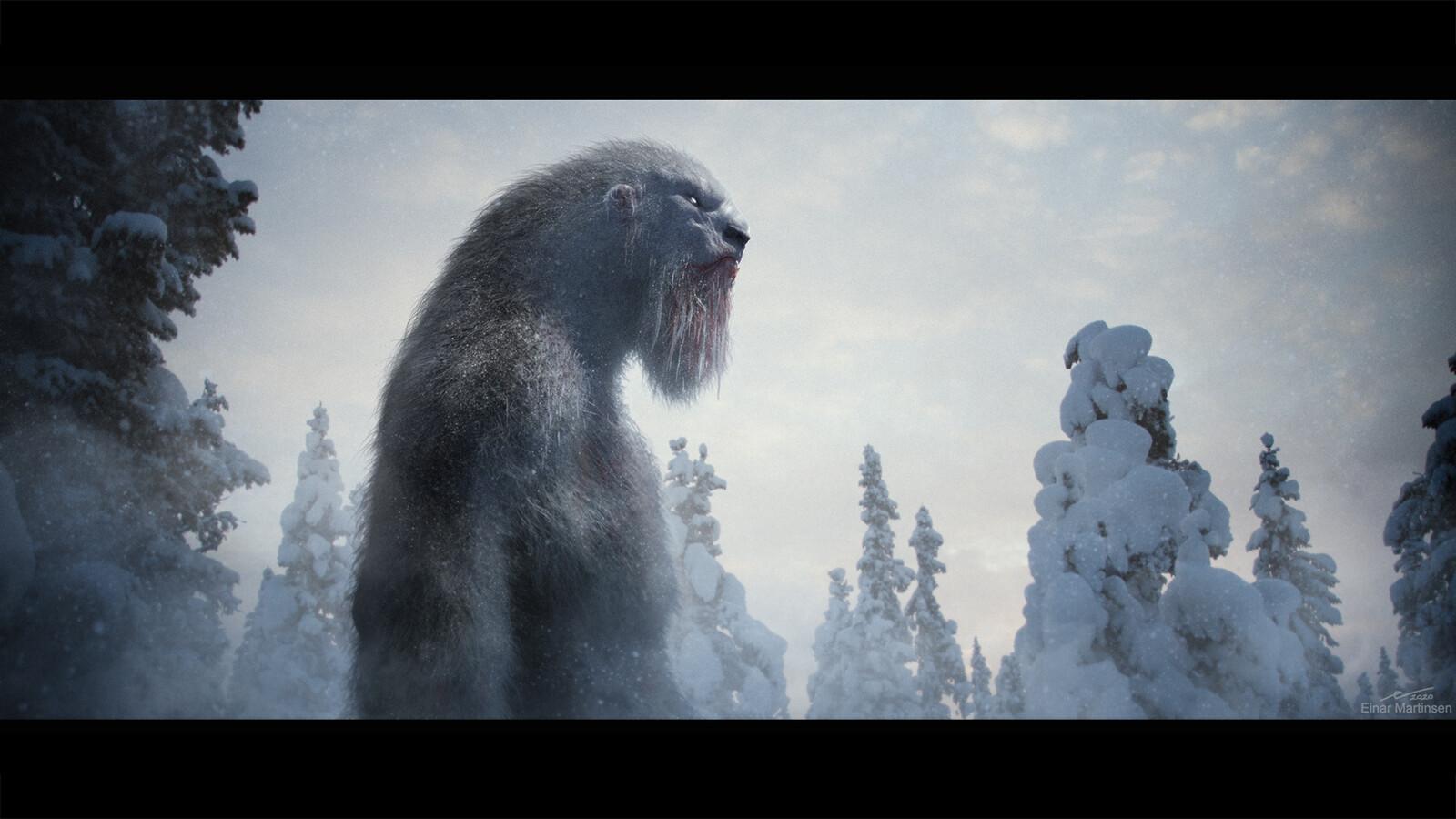 polar creature