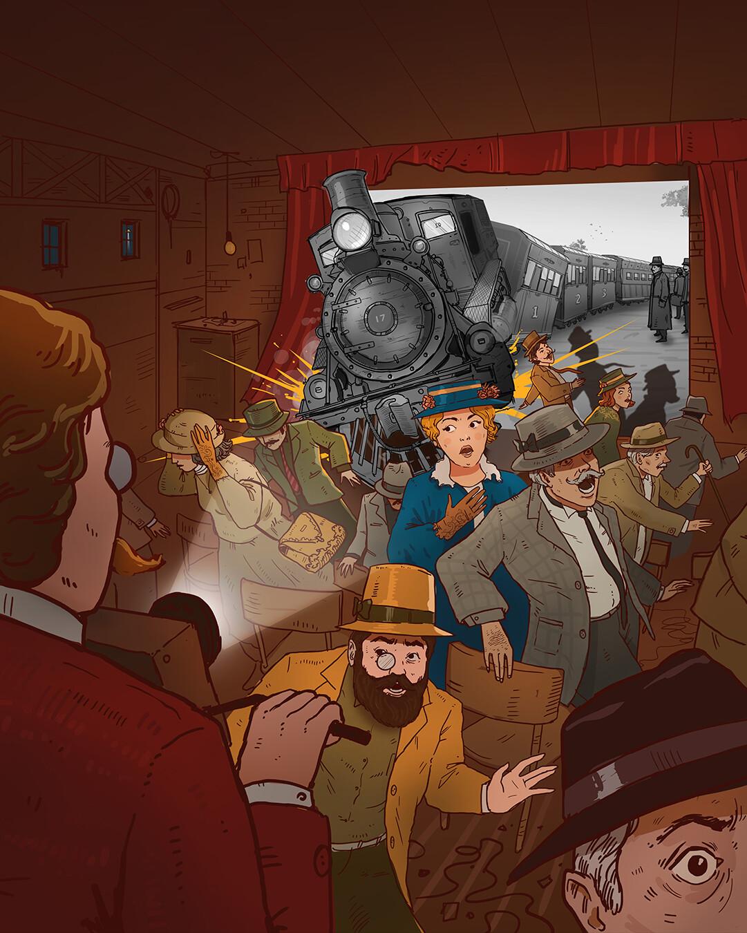 The advent of Cinema